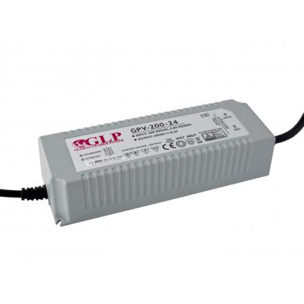 200W LED Maitinimo šaltinis...