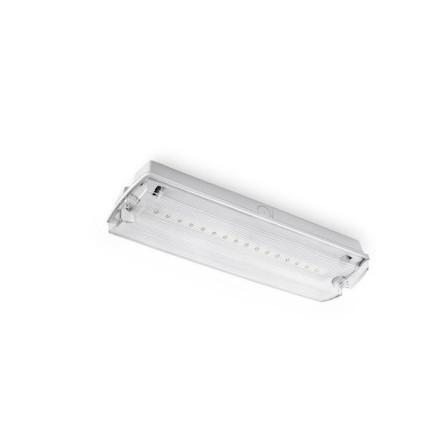 4W evakuacinis šviestuvas OPTONICA, IP65