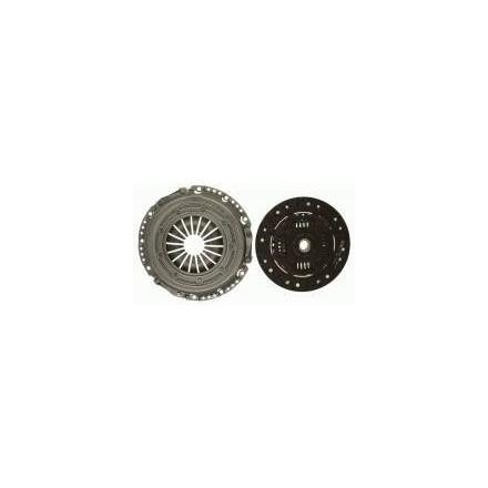 SANKABOS KOMPLEKTAS (228mm) SAAB 9-5 2.0/2.3 09.97-12.09