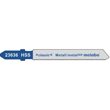 Pjūkliukas 0,7x66 HSS (pak 5), Metabo