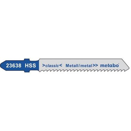 Pjūkliukas 2,0x50 HSS (pak 5), Metabo