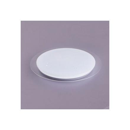 40W LED lubų šviestuvas V-TAC, valdomas nuotoliniu būdu, dimeriuojamas, (D:400)