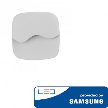 0.5W naktinis šviestuvas V-TAC, 4000K (natūraliai balta), kvadratinis, SAMSUNG LED chip