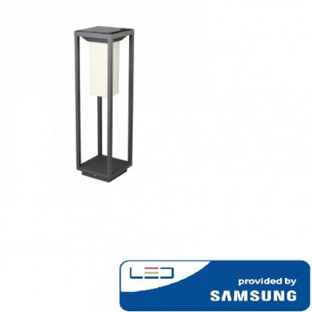 2W LED šviestuvas su saulės...