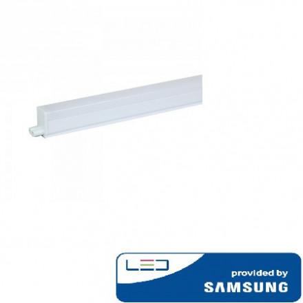 7W LED lempa T5 V-TAC 60cm, 6400K (šaltai balta), SAMSUNG LED chip