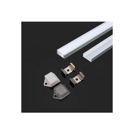 2m LED profilis V-TAC,...