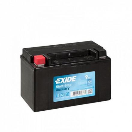 EXIDE Akumuliatorius 9 Ah 120 A EN 12V AGM EK091