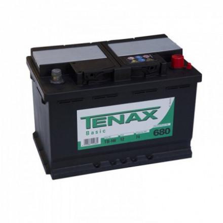 Tenax Akumuliatorius 74 Ah 680 A EN 12V TB-H6