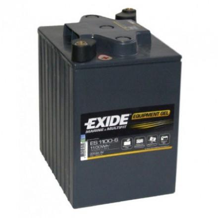 EXIDE Akumuliatorius 200 Ah 750 A EN 6V ES1100