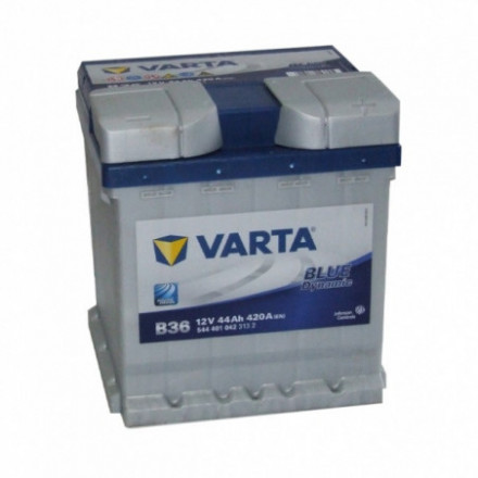 VARTA Akumuliatorius 44 Ah 420 A EN 12V BD B36