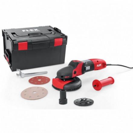 Šlifavimo mašina FLEX SE 14-2 150 su priedais