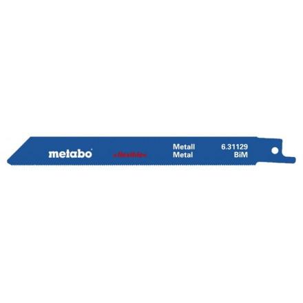 Pjūklelis pj. HAS 1,06x150 metalui (pak 2), Metabo