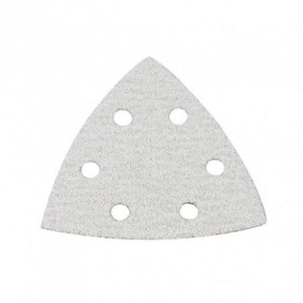 Trikampis šlifavimo popierius dažams 10vnt. MAKITA K80