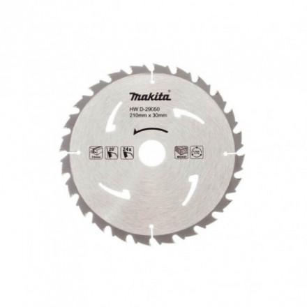 Pjovimo diskas MAKITA 210x30x2,0 mm 24T 20° 5008mg