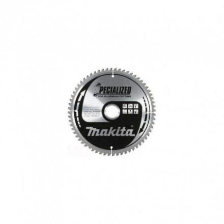 Pjovimo diskas 190x20x2,0mm 60T -5° Alu MAKITA