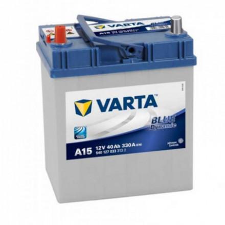 VARTA Akumuliatorius 40 Ah 330 A EN 12V BD A15