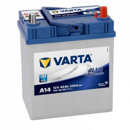 VARTA Akumuliatorius 40 Ah 330 A EN 12V BD A14