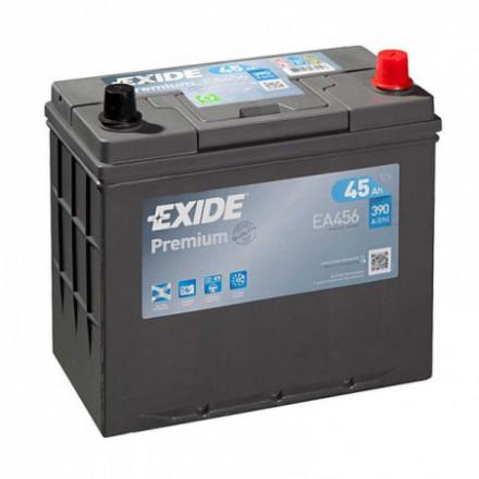 EXIDE Akumuliatorius 45 Ah 390 A EN 12V EA456