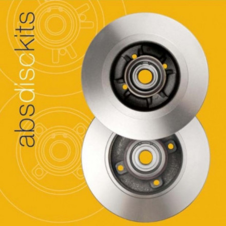 NATIONAL AUTO PARTS Stabdžių diskas NBD1640