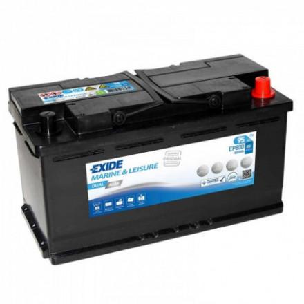 EXIDE Akumuliatorius 92 Ah 850 A EN 12V EP800