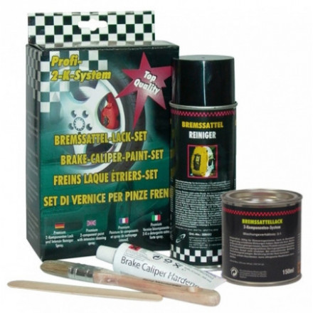MOTIP Suporto dažai Racing Red Profi-2-K System 889783