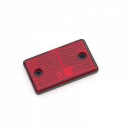 MAYPOLE Atšvaitas (raudonas, stačiakampis) MP852B