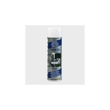 Grandinių alyva maisto pramonei  CHAIN OIL 500 ml NSF H1, Motip