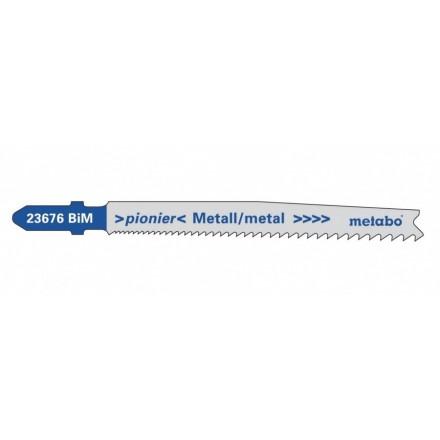 Pjūkliukas 1.2-2.6x75 HSS (pak 5) Metabo