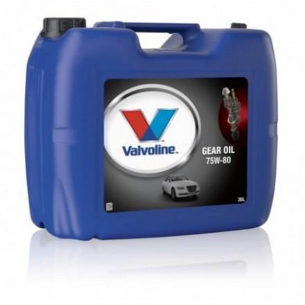 Transmisijos alyva VALVOLINE GEAR OIL 75W80 20L Valvoline