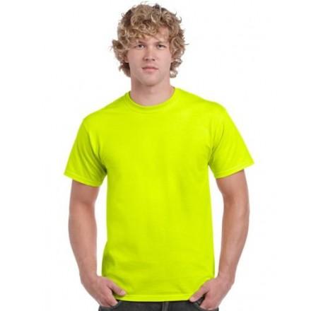 Marškinėliai Gildan 2000 geltona S