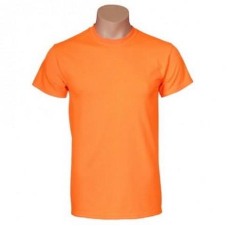 Marškinėliai Gildan oranžinė dysis M