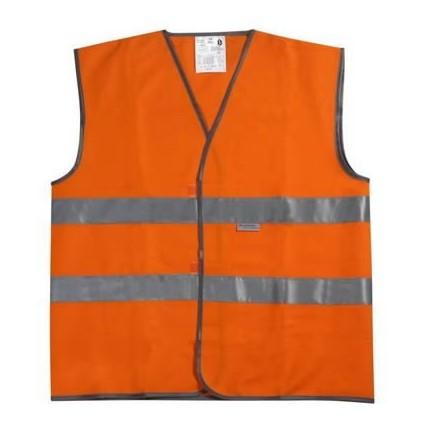Signalinė liemenė Oranžinė  dydis 2XL