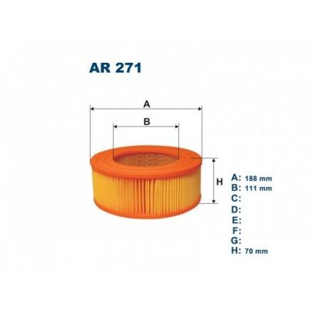 FILTRON Oro filtras AR271