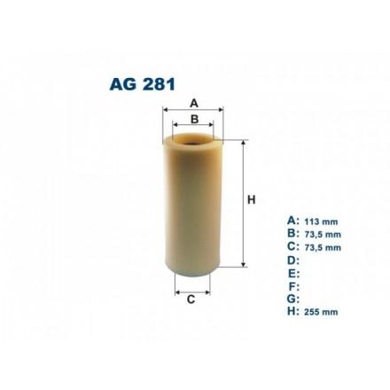 FILTRON Oro filtras B434 AG281