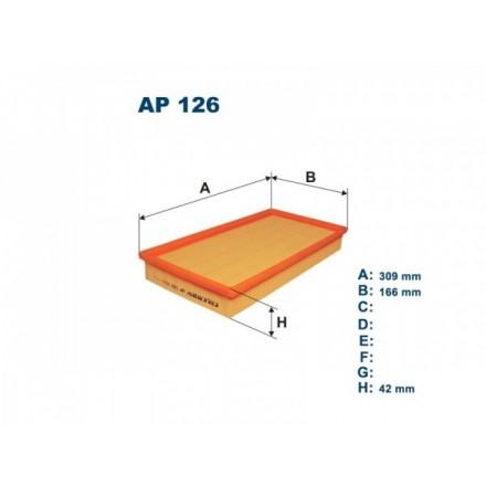 FILTRON Oro filtras AP126