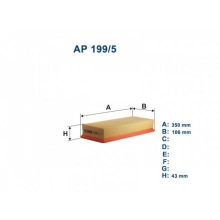 FILTRON Oro filtras AP199/5