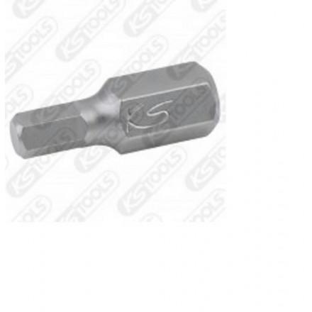 Antgalis HEX5x30 mm, HEX10, KS tools