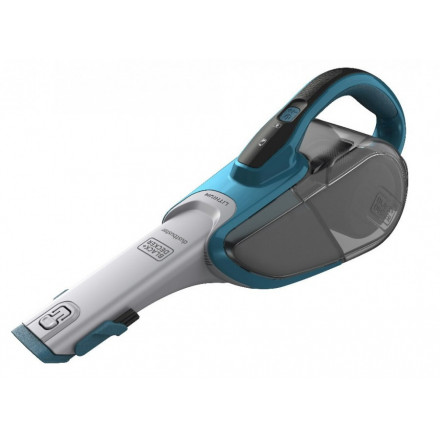Hand vacuum cleaner DVJ320J / 10,8V, Black+Decker