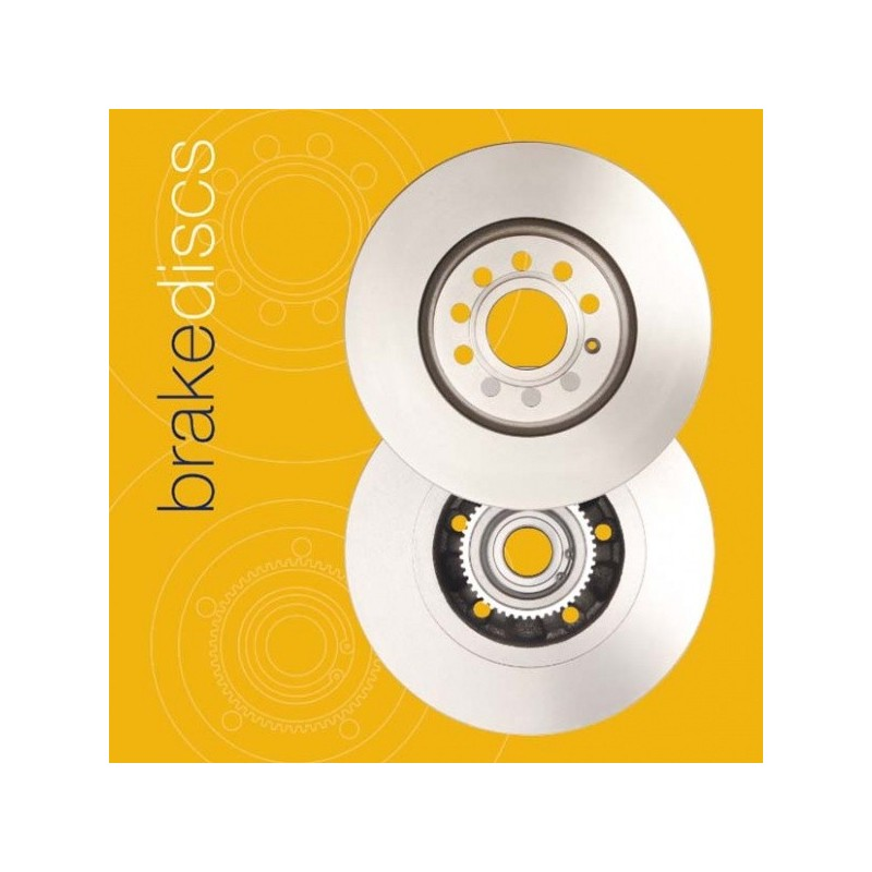 NATIONAL AUTO PARTS Stabdžių diskas NBD1463