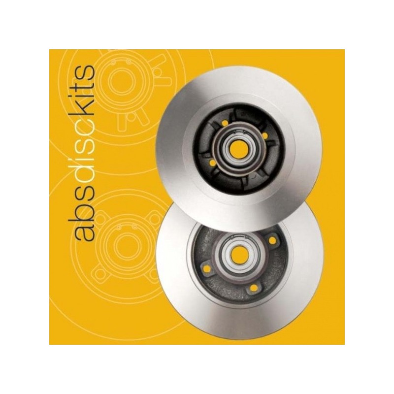 NATIONAL AUTO PARTS Stabdžių diskas NBD1641