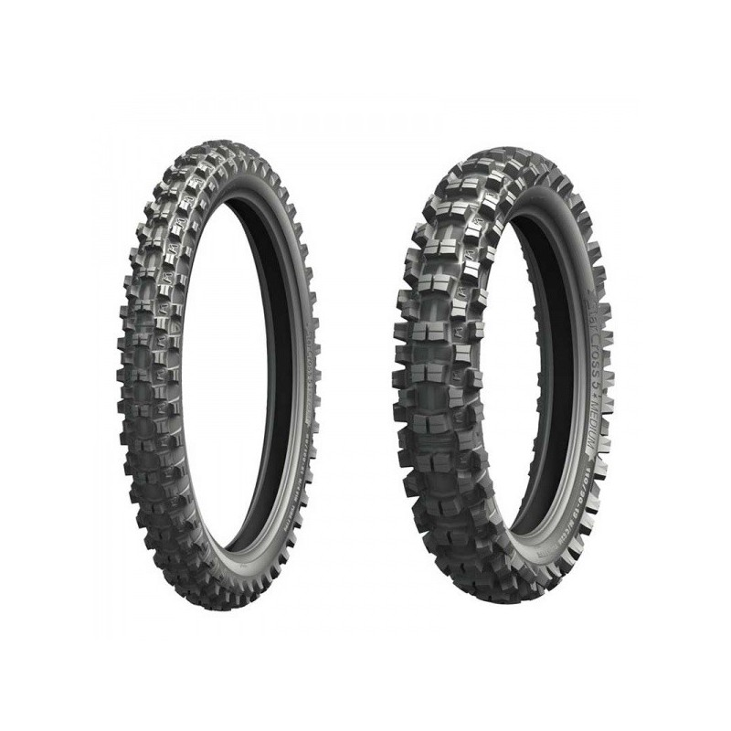 MICHELIN Padangos Starcross 5 MEDIUM R 63 M 120/80R19