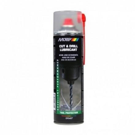 """MOTIP Gręžiamų paviršių tepiklis """"Cut And Drill Lubricant"""" 500ml 090407BS"""