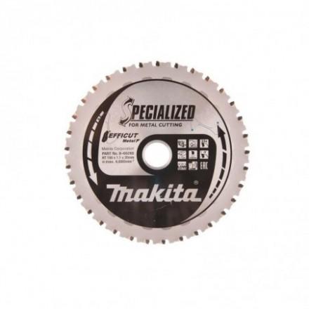 Pjovimo diskas metalui MAKITA Efficut 150x20x1,1mm Z33