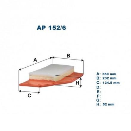 FILTRON Oro filtras AP152/6