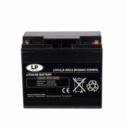 VRLA Akumuliatorius 256Wh/ 20 Ah 12.8V LFP12.8-20