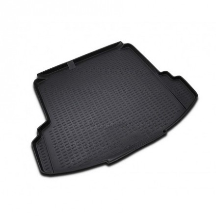 Guminis bagažinės kilimėlis VW Jetta 2005-2010 black /N41009