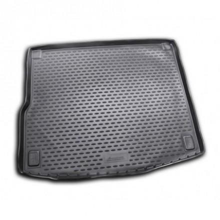 Guminis bagažinės kilimėlis VW Touareg 2010-2018  black /N41028