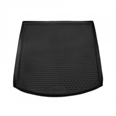 Guminis bagažinės kilimėlis VW Touran 11/2006 iki dabar (5 seats) black /N41030