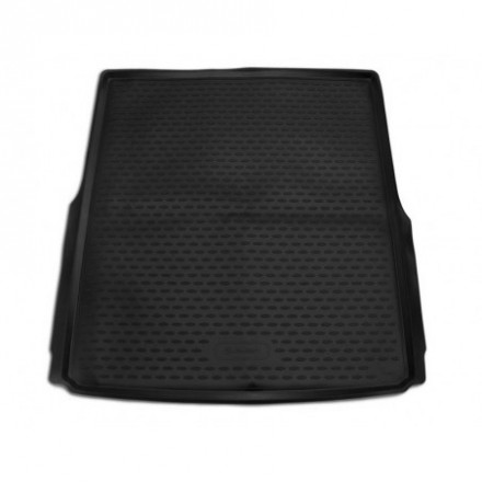 Guminis bagažinės kilimėlis VOLKSWAGEN Passat B8 Variant 2014 iki dabar black /N41033