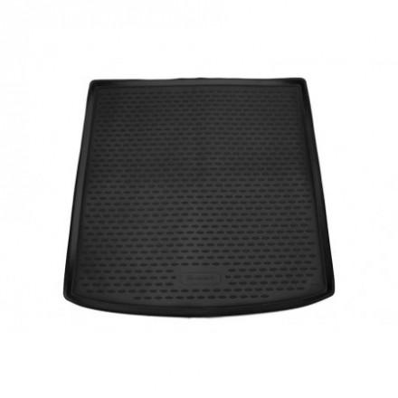 Guminis bagažinės kilimėlis VOLKSWAGEN Golf VII SportWagen 2013 iki dabar, black /N41034